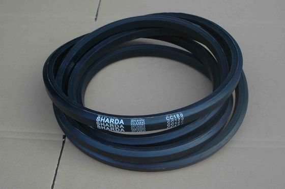 China Double Sided Rubber Transmission Belt Outstanding Flexibility For Agricultural Machines supplier