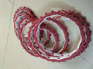 China Low Maintenance PU Transmission Belt , Link V Belts Top PTFE Material supplier